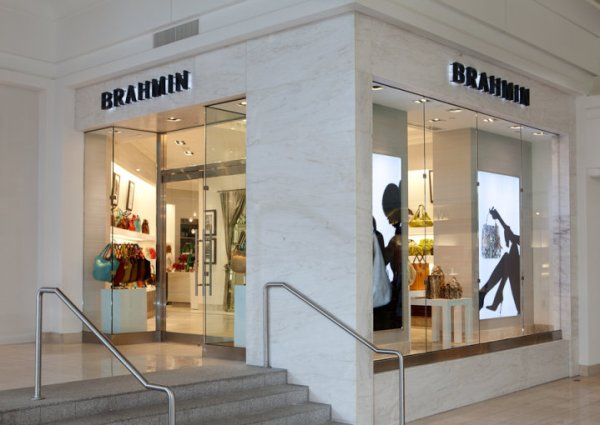 AFTER: New BRAHMIN Storefront
